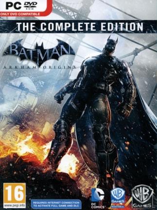 Batman arkham origins complete edition steam key global g2a batman arkham origins complete edition steam key global voltagebd Image collections