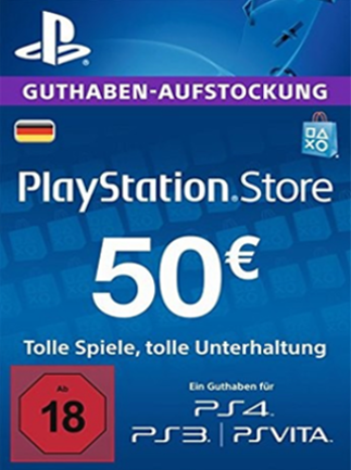 Ps Plus Karte.Playstation Network Gift Card 50 Eur Psn Germany