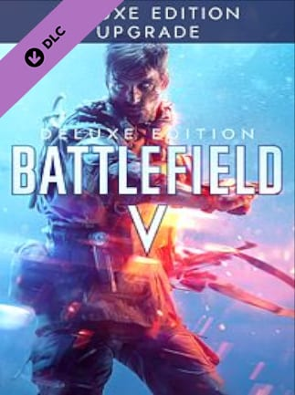 Battlefield V Deluxe Edition Upgrade Xbox One Key EUROPE