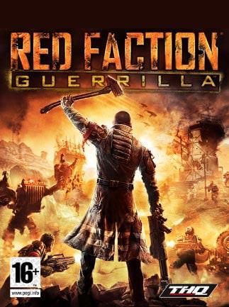Red Faction: Guerrilla Steam Key EUROPE - G2A COM