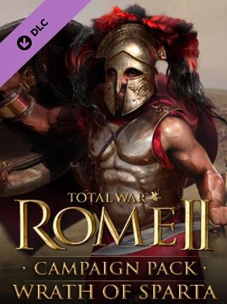 Total War: ROME II - Wrath of Sparta Key Steam GLOBAL