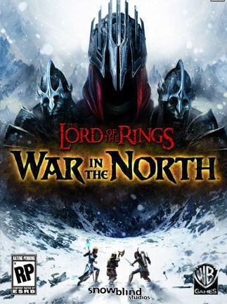 Lord of the Rings: War in the North Steam Key GLOBAL - okładka