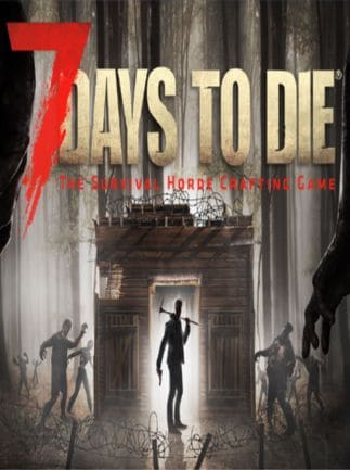 7 Days to Die Steam Key GLOBAL - box