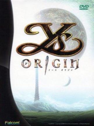 Ys Origin Steam Key GLOBAL - box
