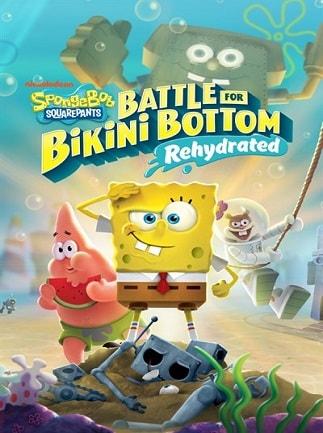 SpongeBob SquarePants: Battle for Bikini Bottom - Rehydrated (PC) - Steam Key - EUROPE