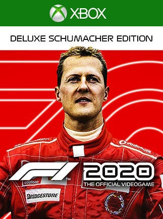 F1 2020 | Deluxe Schumacher Edition (Xbox One) - Xbox Live Key - EUROPE