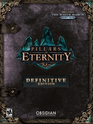 Pillars Of Eternity - Definitive Edition For Mac