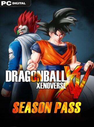 DRAGON BALL XENOVERSE - SEASON PASS Steam Key GLOBAL