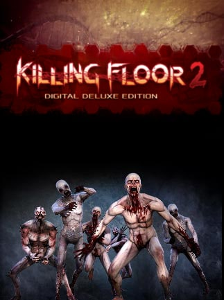 Killing Floor 2 - Deluxe Edition Steam Key GLOBAL