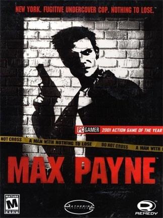 Max Payne Steam Key GLOBAL - box