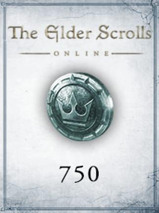The Elder Scrolls Online Crown Pack The Elder Scrolls Online GLOBAL 750 Coins Key