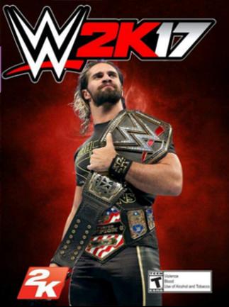 WWE 2K17 Steam Key EUROPE