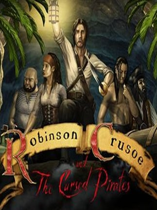 Robinson Crusoe and the Cursed Pirates Steam Key GLOBAL