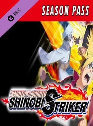 NARUTO TO BORUTO: SHINOBI STRIKER Season Pass Steam Key GLOBAL