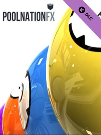Pool Nation FX - Unlock ALL Assets Bundle Key Steam GLOBAL