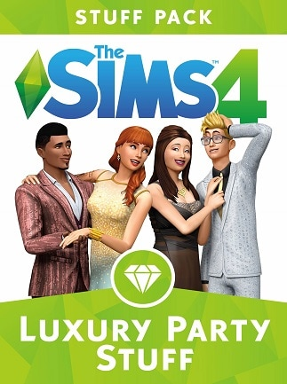 The Sims 4: Luxury Party STUFF Xbox Live Key GLOBAL