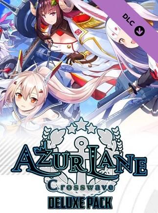 Azur Lane Crosswave - Deluxe Pack (PC) - Steam Key - GLOBAL
