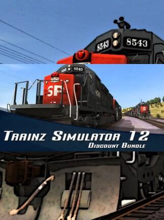 Trainz Simulator: Night Train Bundle Steam Key GLOBAL - G2A COM