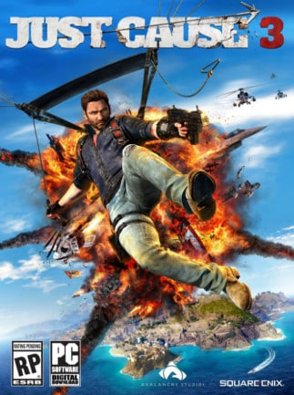 Just Cause 3 Steam Key GLOBAL - box