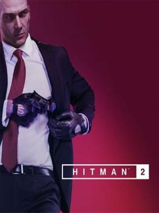 HITMAN 2 Steam Key EUROPE - box