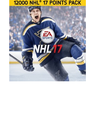 NHL Points Pack PSN GERMANY 12 000 Points Key PS4