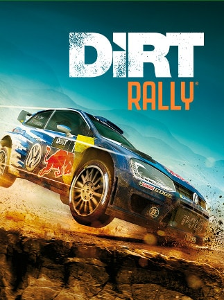 DiRT Rally Steam Key GLOBAL - box