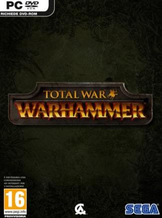 Total War: WARHAMMER Steam Key GLOBAL - box