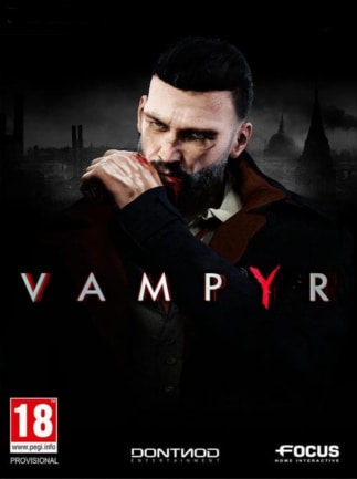 Vampyr Steam Key GLOBAL - Box