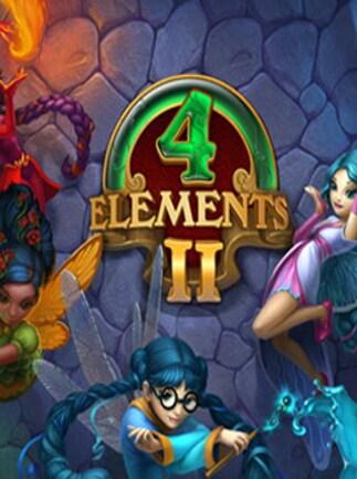 ключ к игре 4 элемента 2