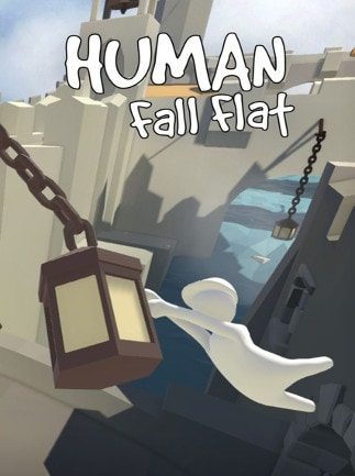 Human: Fall Flat Steam Key GLOBAL - capa