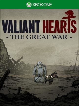 Valiant Hearts: The Great War XBOX LIVE Key XBOX ONE EUROPE - G2A COM
