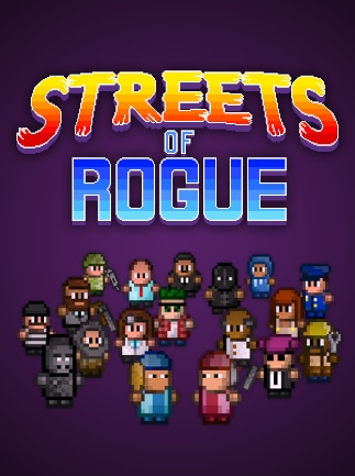 Streets of Rogue Steam Key GLOBAL