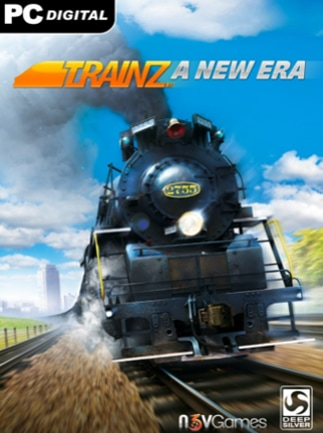 Trainz: A New Era Mega Pack Key GLOBAL - G2A COM
