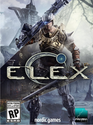 ELEX Steam Key GLOBAL - box
