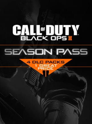 Call of Duty: Black Ops II - Season Pass Key Steam GLOBAL - box