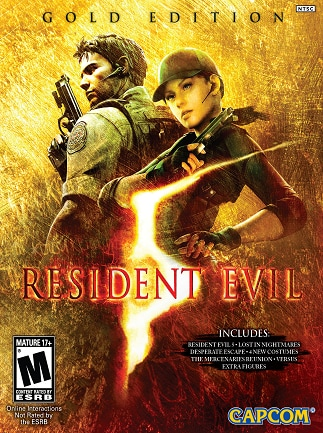 Resident Evil Bundle XBOX LIVE Key EUROPE 5 Gold Coins - G2A