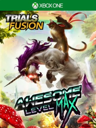 Trials Fusion - Awesome Level Max Xbox Live Key EUROPE