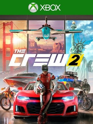 The Crew 2 (Xbox One) - Xbox Live Key - GLOBAL