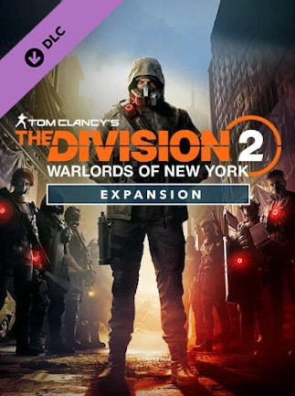 THE DIVISION 2 WARLORDS OF NEW YORK EXPANSION (DLC) - Uplay - Key EUROPE
