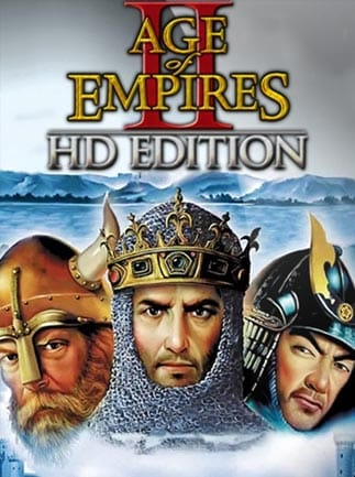 Age of Empires II HD Steam Key GLOBAL - box