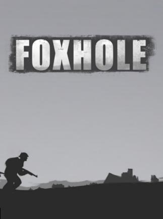 Foxhole Steam Key GLOBAL - box