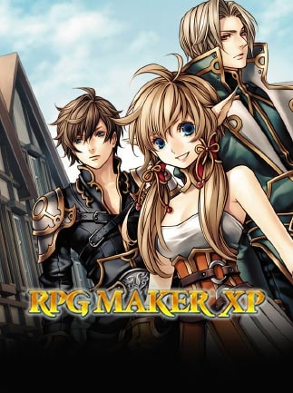 RPG Maker XP Steam Key GLOBAL - box