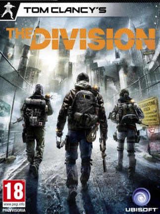Tom Clancy's The Division Uplay Key ROW - box