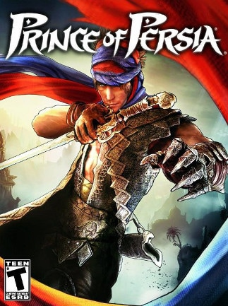 Image result for Prince of Persia 2008 cover pc
