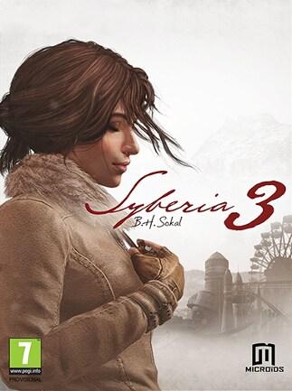 Syberia 3 Steam Key GLOBAL - box