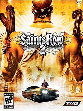 Saints Row 2 Steam Key GLOBAL