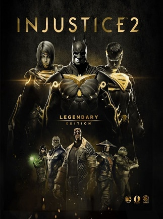 Injustice 2 Legendary Edition Steam Key GLOBAL