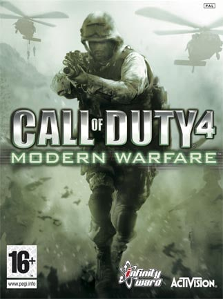 Call of Duty 4: Modern Warfare Steam Key GLOBAL - box