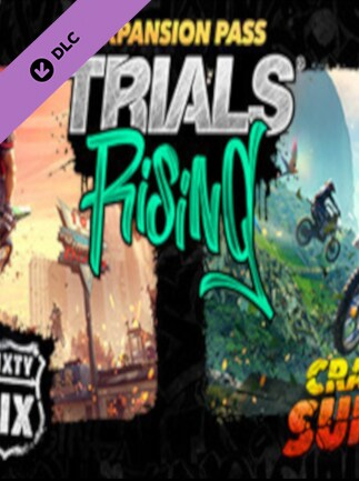 Trials® Rising - Expansion Pass Steam Gift GLOBAL