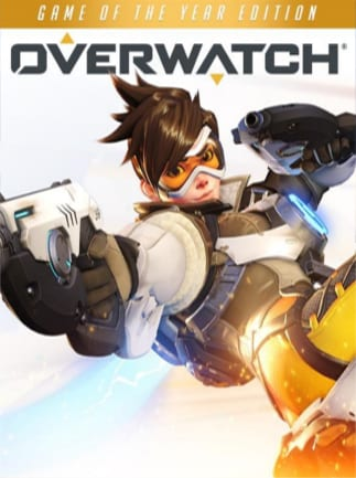 Overwatch: Game of the Year Edition Blizzard Key GLOBAL - box